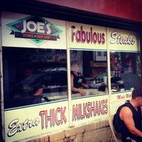 Photo taken at Joe's Steaks + Soda Shop by Concierge on 8/11/2013