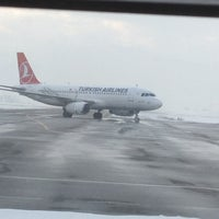 Photo taken at Muş Airport (MSR) by TurMeBi on 1/23/2013
