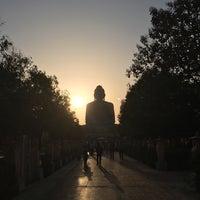 Photo taken at Great Buddha Statue by Anja on 3/20/2017