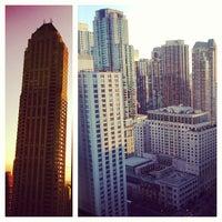 Photo taken at The Ritz-Carlton Chicago by Olga💋 M. on 4/21/2013