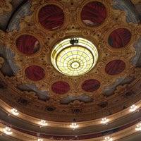 6/21/2013 tarihinde blogaceuticsziyaretçi tarafından Liceu Opera Barcelona'de çekilen fotoğraf