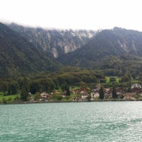 Photo taken at Harbour Interlaken Ost by Tasneem A. on 9/16/2016