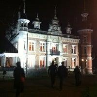 Photo taken at Kasteel van Huizingen by Alex B. on 12/31/2012