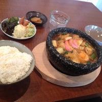 Photo taken at カフェ 5時だよ!! by Nakagawa T. on 12/8/2012