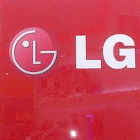 Photo taken at LG Premium Shop by Senay S. on 9/24/2012