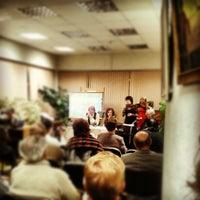 Photo taken at Нотно-музыкальная библиотека by Yuliya P. on 1/23/2013