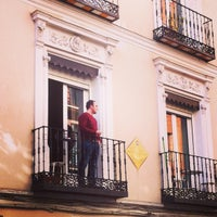 Photo taken at Calle Cardenal Cisneros by Mitch C. on 12/31/2014