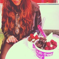 Photo taken at Snog Pure Frozen Yogurt by Mitch C. on 2/14/2013