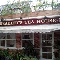 Photo taken at Bradley's Tea House by Franz S. on 8/3/2014