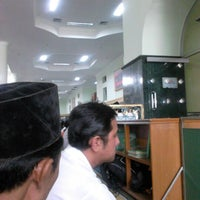 Photo taken at Masjid Agung An-Nur by Rahmat w. on 11/23/2012