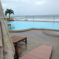 Photo taken at Kahuna Beach Resort & Spa by kate r. on 8/14/2013
