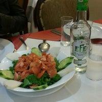 Photo taken at Meydan Balık Restaurant by necla y. on 2/16/2013