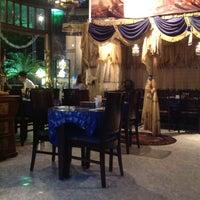 Photo taken at Nefertiti Tokyo by Viktoriya on 9/28/2012