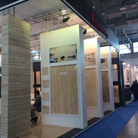 Photo taken at Başaranlar Marble -Marmomacc /Hall:12 Booth No:E7-F7 by Asude S. on 9/25/2014