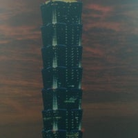 Photo taken at Taipei 101 Observatory by Shade Y. on 1/15/2013