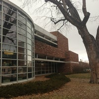Photo taken at Boulder Public Library by Maria E. on 1/11/2013