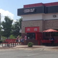 Photo taken at Cook-Out by Will on 8/22/2014