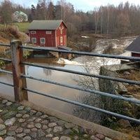 Photo taken at Tönnön museosilta by Ari R. on 11/23/2012