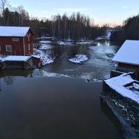 Photo taken at Tönnön museosilta by Ari R. on 3/17/2014
