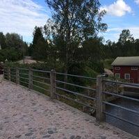 Photo taken at Tönnön museosilta by Ari R. on 8/15/2014