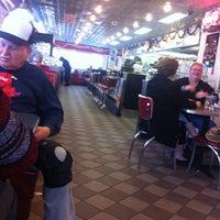 Photo taken at Denny's by Christina W. on 12/9/2012