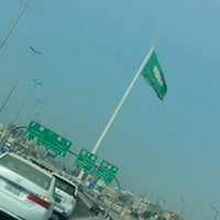 Photo taken at Jeddah Flagpole by Marwan . on 11/5/2015