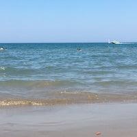 Photo taken at Nova Beach Hotel by Eda Ceren Z. on 6/25/2017