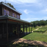 Photo taken at Nottely River Valley Vineyard by Candy F. on 7/4/2014