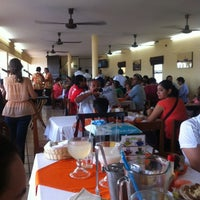 Photo taken at Mariscos El Bayo by Rafael B. on 11/10/2012