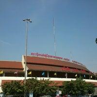 Photo taken at Bangkok Bus Terminal (Chatuchak) by Yunglee T. on 12/16/2012
