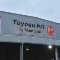Снимок сделан в Toyosu PIT by Team Smile пользователем しゃちハグ 9/15/2018