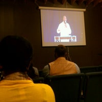 Photo taken at New Beginnings Church of Chicago by Danielle W. on 10/14/2012