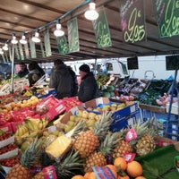 Photo taken at Marché de Grenelle by Yi S. on 12/16/2012