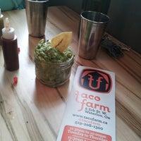 Photo taken at Taco Farm by Jon J. on 6/16/2013