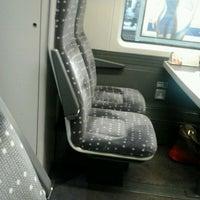 Photo taken at Platform 2 by Carlotta B. on 10/17/2012