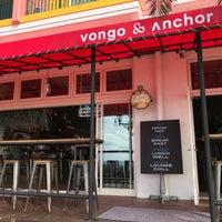 12/4/2016にjunがVONGO & ANCHORで撮った写真