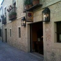 Photo taken at Hotel de la Villa by Blas C. on 10/3/2012