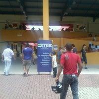 Photo taken at ETEMERB by Thiago F. on 10/7/2012