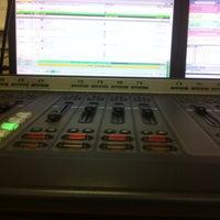 Photo taken at Радио «Спутник» by Александра С. on 10/15/2013