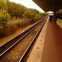 Photo taken at Shady Grove Metro | Bus Stops by Terry T. on 6/8/2013