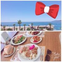 7/2/2017 tarihinde Müzeyyen C.ziyaretçi tarafından Ulu Resort Otel Beach'de çekilen fotoğraf
