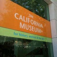 Photo taken at The California Museum by Ivonne R. on 5/2/2013