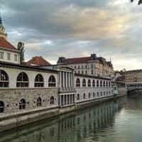 Photo taken at Ljubjana by Vic C. on 7/11/2014