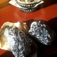Photo taken at Moe's Southwest Grill by Jared C. on 5/23/2013