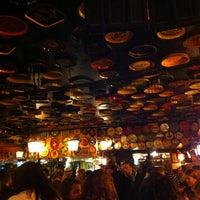 Photo taken at Delirium Café by Zeynep Ç. on 2/2/2013