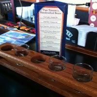 Photo taken at Tun Tavern Restaurant & Brewery by Dorris G. on 9/14/2013