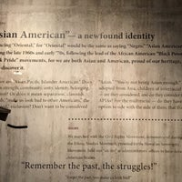 Foto tomada en Wing Luke Museum of the Asian Pacific American Experience por Minhjamin H. el 2/19/2018