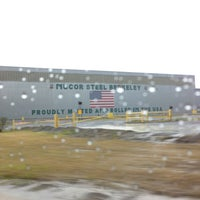 Photo taken at Nucor Steel Berkeley Galv Line by Albert L. on 2/11/2013