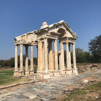 Photo taken at Aphrodisias by Birgül G. on 9/15/2018