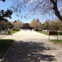Photo taken at Universidad Carlos III de Madrid - Campus de Getafe by Clare C. on 4/15/2013